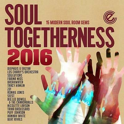 Soul Togetherness 2016 New & Sealed Modern Soul 2X Lp Vinyl (Expansion)