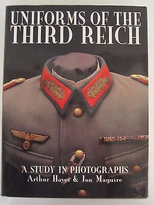 Uniforms of the Third Reich: A Study in Photographs - 400+ color photos