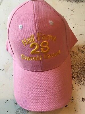 Darrell Green Washington Redskins Adjustable Hat Cap 28