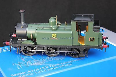 Dapol 7S-010-008 Class A1X Terrier 0-6-0T No 5 'Portishead' GWR green