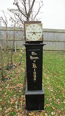 Grandfather Clock with Weymouth Dial.