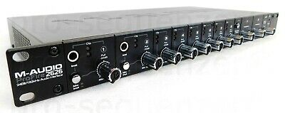 M-Audio Profire 2626 High-Definiton FireWire Audio Interface Top Zust.+ Garantie