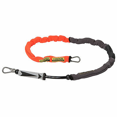 Mystic Kitesurfing Leash Neo Handle Pass 2016 - Coral