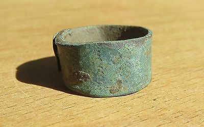 Scythian-Sarmatia Bronze Ornament Ring 7-3 th Century BC 4.8 grams