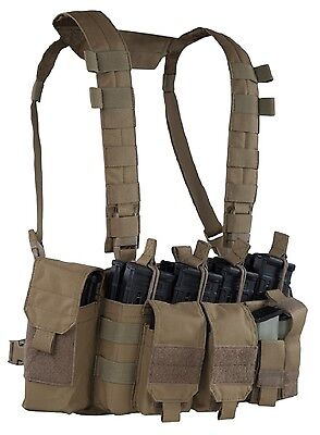 Chest Rig Falcon WARRIOR Elite Ops -Farbe: Coyote