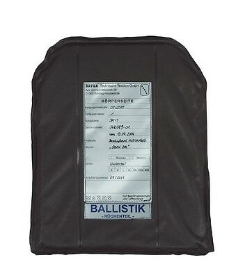 Soft ballistic SK1 for plate carriers BATEX