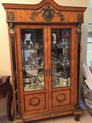 Louis XV Reproduction cabinet