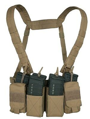 Chest Rig Pathfinder WARRIOR Elite Ops -Farbe: Coyote