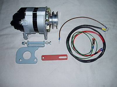 12 Volt Conversion For Ww2 Willys Mb, Ford Gpw Jeep