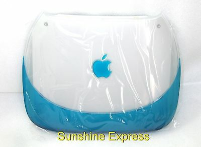 New OEM Apple iBook G3 ClamShell Top Case Lid (Blueberry) 922-5034