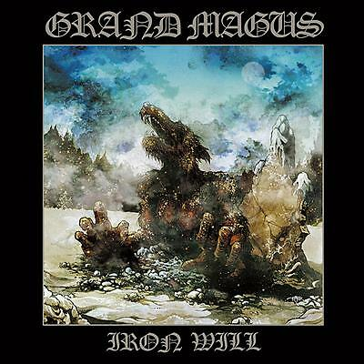 Grand Magus 'Iron Will' Vinyl LP - NEW