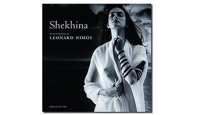 Shekhina, Photographs by Leonard Nimoy, Brand New, Still in Shrink Wrap