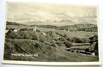 RP Postcard Arisaig & the Roshven Hills Inverness-shire Scotland