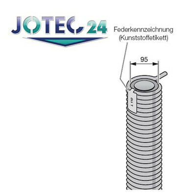 Hörmann Torsionsfeder R227 für Industrie- Sectionaltore - 3043660_1