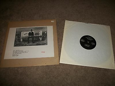 Rare!! Bruce Springsteen Streets Boss Of The Boardwalk Promo Bootleg Record