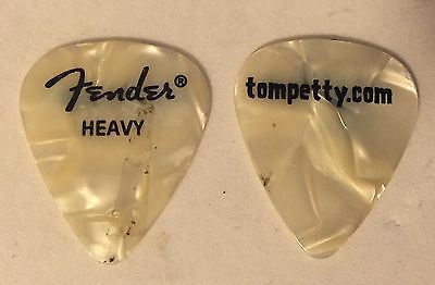 Tom Petty Guitar Pick Gotten From The Band