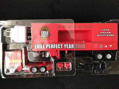 Transformers G1 OPTIMUS PRIME / CONVOY music label (Exile Perfect Year 2008)
