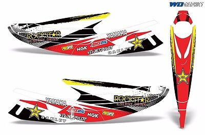 Decal Graphic Kit Yamaha Jet Ski WB 700 Wrap Jetski Parts Wave Blaster 93-96 RS