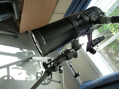 ASTR0NOMICAL TELESCOPE 1000/114mm with Tripod