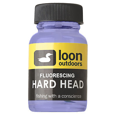 Loon Outdoors Fluorescing Hard Head Fly Tying Fishing Cement