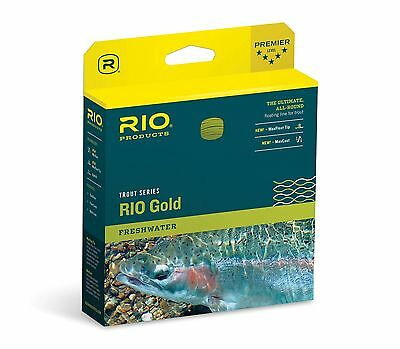Rio Gold Tournament Weight Forward 5 Weight WF5F Floating Fly Fishing Line