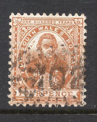 New South Wales #104B used