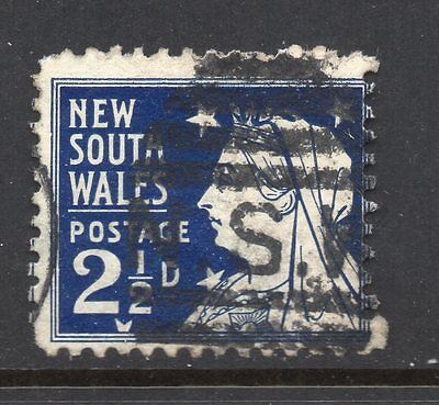 New South Wales #104 used
