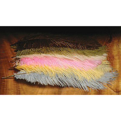 Hareline Ostrich Herl Fly Tying Materials Assorted Colors