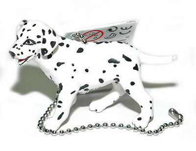 Cute Dalmatian Puppy Dog Ceiling Fan Pull (Fp105)
