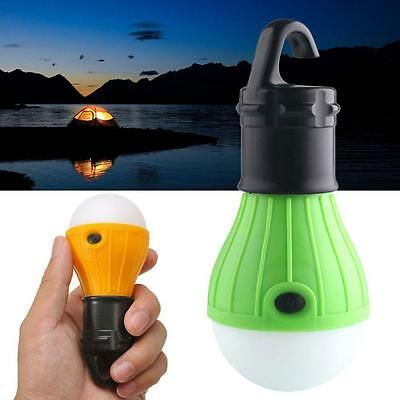 Battery Operated Voyage Camping Tente Sac Suspendre Ampoule LED Torch Lampe AF