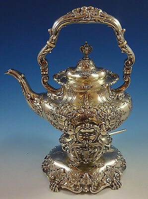 Francis I by Reed and Barton Sterling Silver Kettle on Stand #570A (#1364)