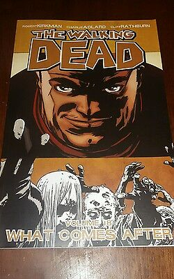 Image The Walking Dead : Vol 18 What Cokes After graphic novel