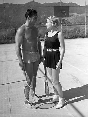 George O'brien Tennis   Beefcake Barechested 8X10 Photo 51
