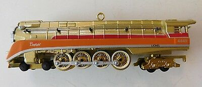 Lionel 4449 Daylight Steam Locomotive Ornament 2012 Hallmark Limited Edition NEW