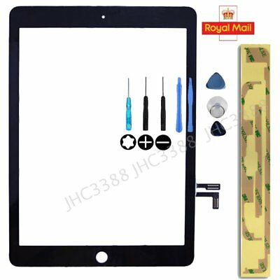 Front Glass Lens For Apple iPad Air 1st Gen Replacement Touch Screen Digitizer