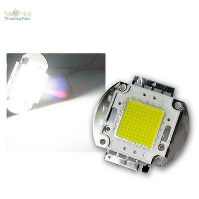 3 Pieces LED Chip 100W Highpower cold white super bright Power LEDs 100 Watt