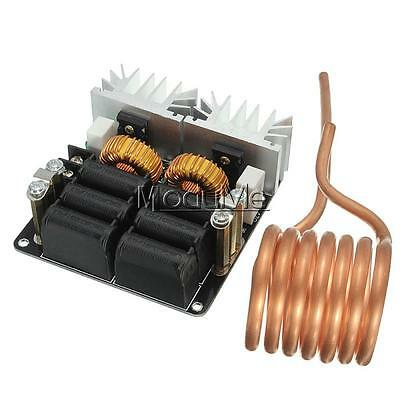 Driver Heater 20A 1000W ZVS Low Voltage Induction Heating Board Module Flyback M