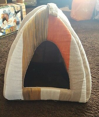 Cat dome bed