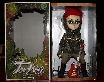 Mint With Box Pullip Taeyang Hide Complete Doll + Guitar