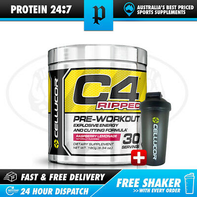 Cellucor C4 Ripped - 30 Serve