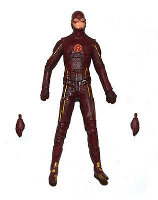 DC Collectibles DCC CW'sTV Series The Flash Loose Action Figure