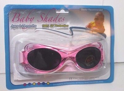 Baby Shades Sunglasses Pink Ages 0-24 Months