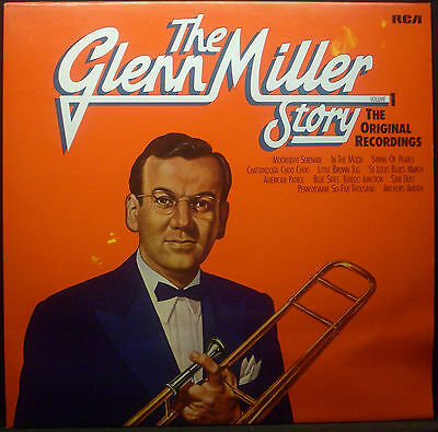 LP GLENN MILLER - the story volume 1, original recordings