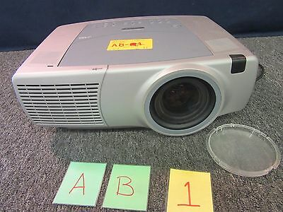 Infocus Lp850 Lcd Projector Office Home Theater Cinema School Digital Used