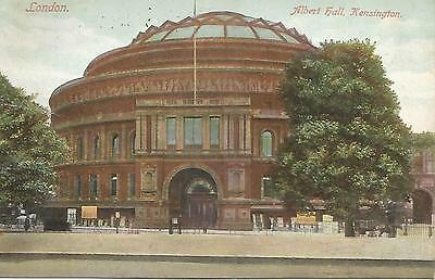 AG(O) Kensington, London: Albert Hall