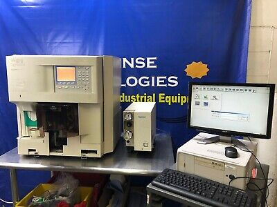 Sysmex XE-2100 Automated Hematology Analyzer System w/ Pneumatic and Computer