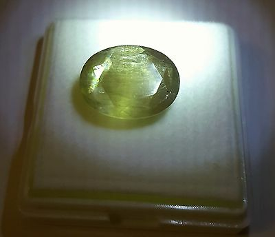 Color Change Diaspore Gemstone,100% Natural,untreated, 5.75 Crts Eye Clean