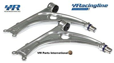 VW Golf Plus Racingline Cup Edition Complete Front Alloy Control Arms VW Racing
