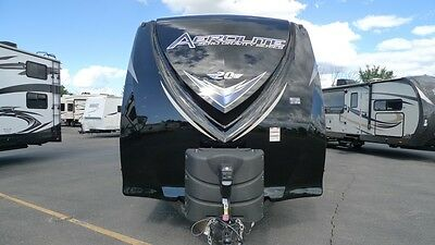 2016 aerolite 292dbhs bunkhouse trailer camper rv last one king bed must see