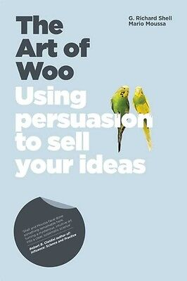 The Art of Woo by Richard Shell Paperback Book